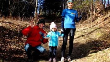 Rodzinka w Jagniątkowie
