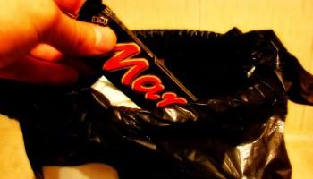 Wyrzuć słodycze