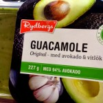 Guacamole z supermarketu