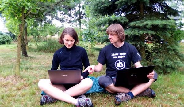 My z laptopami