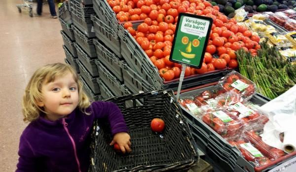 dziecko na diecie wegetariańskiej