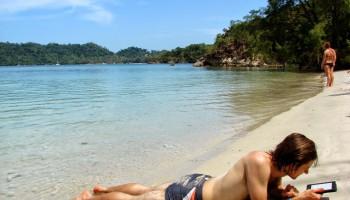 tomek na plazy