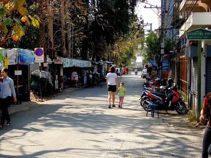 ulica chiang mai