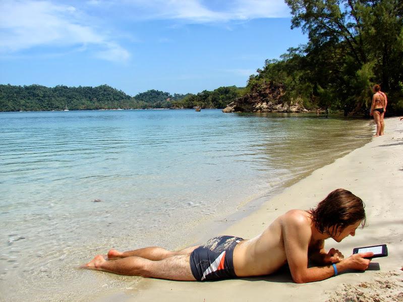 Tajlandia, po 2 dniach mieliśmy dosyć leżenia na plaży