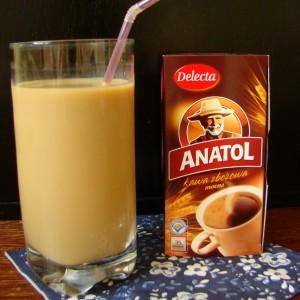 Na upay kawa z lodem  kawa weganizm