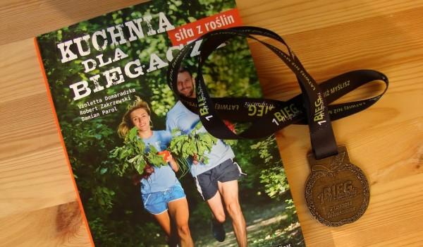 Kuchnia dla biegaczy - recenzja książki