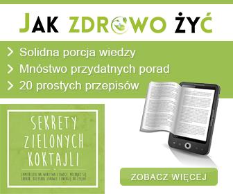 Ebook Sekrety Zielonych Koktajli