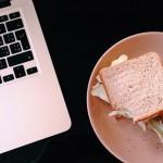 co jeść w pracy