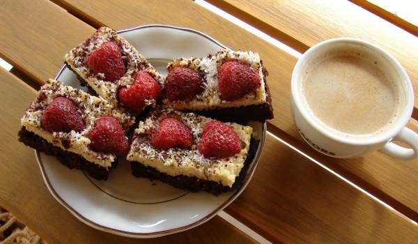 Ciasto z ciecierzycy