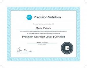 precision-nutrition-maria-pabich-l1-certification-1