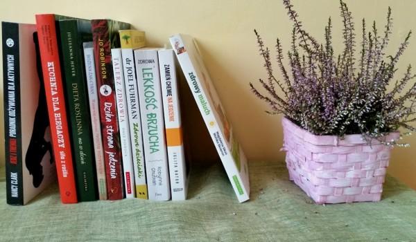 książki o zdrowym odżywianiu