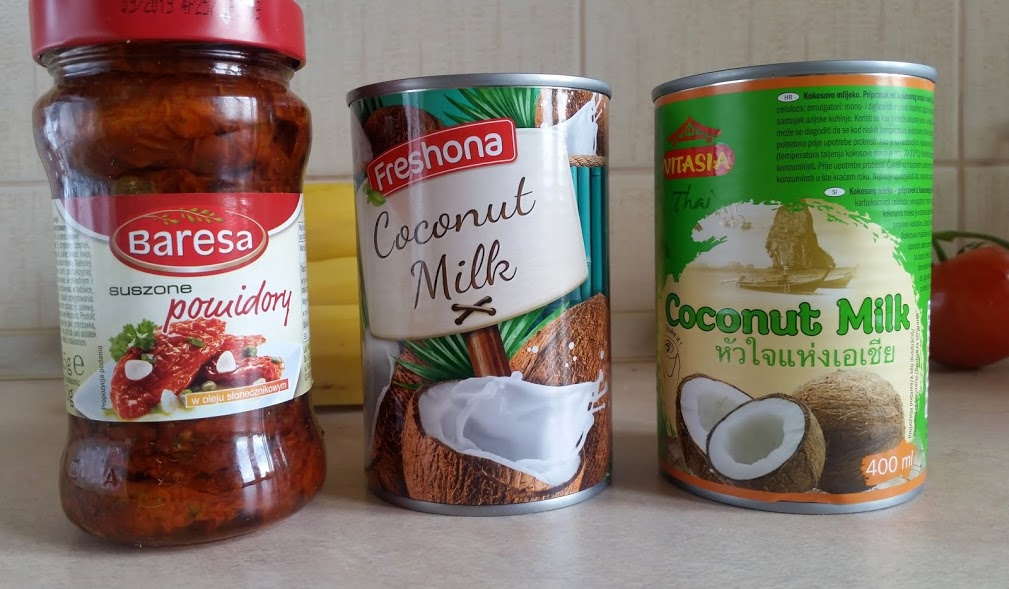 mleko kokosowe LIDL