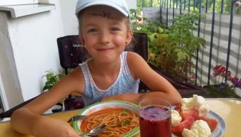 Przedszkolny jadłospis