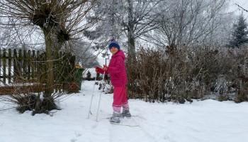 Zima rodzinnie i na sportowo