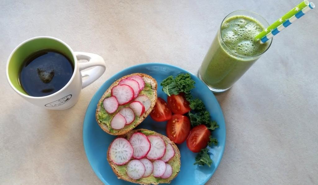 II śniadanie