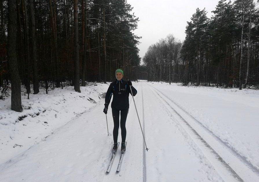 narty biegowe rodzinnie