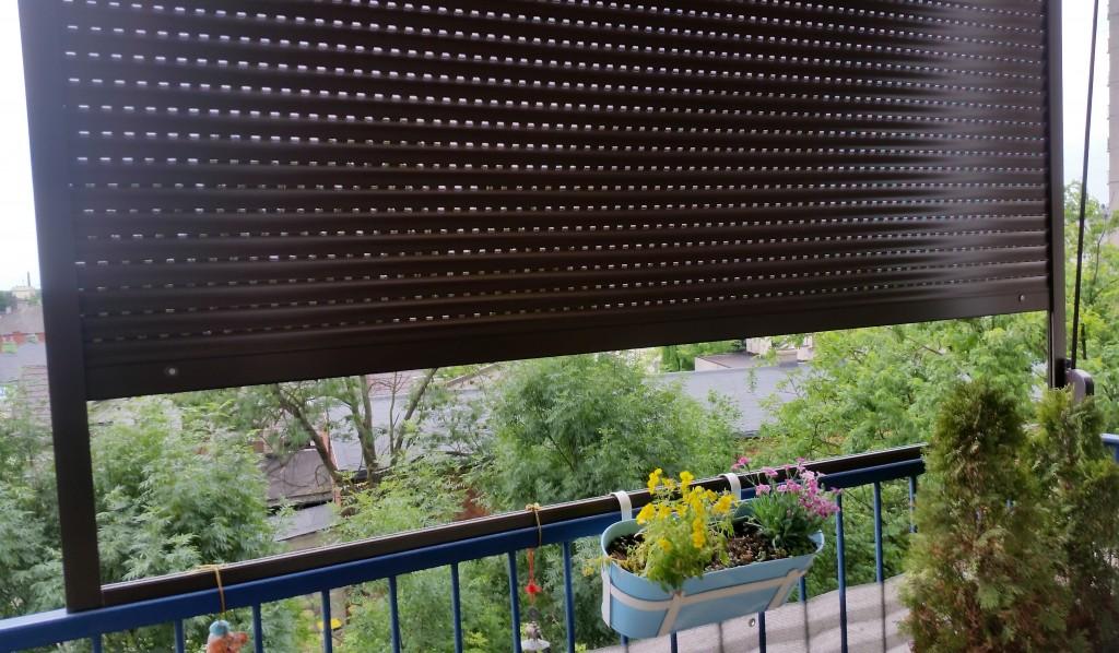 roleta na balkon
