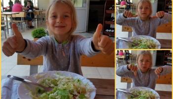 dziecko polubiło warzywa