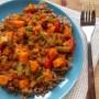 leczo warzywne z curry