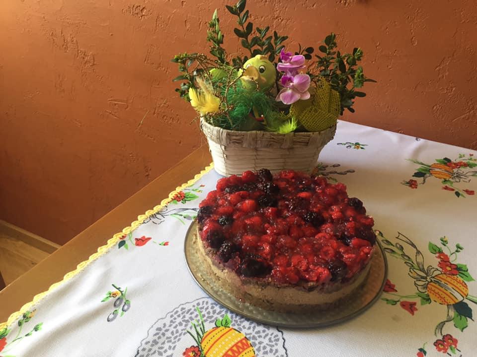 Sernik z kaszy jaglanej - Jula