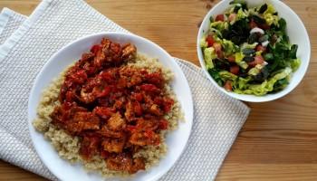 Tofu po grecku