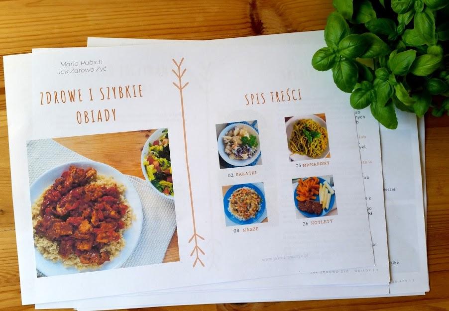 zdrowe i szybkie obiady