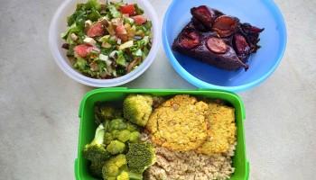 Kasza kuskus razowy - na ratunek obiadowy