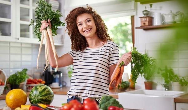 Jak jeść więcej warzyw zimą