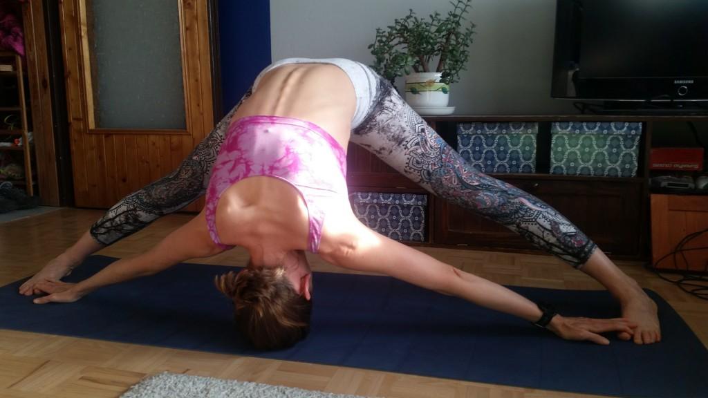 ćwiczenia w domu