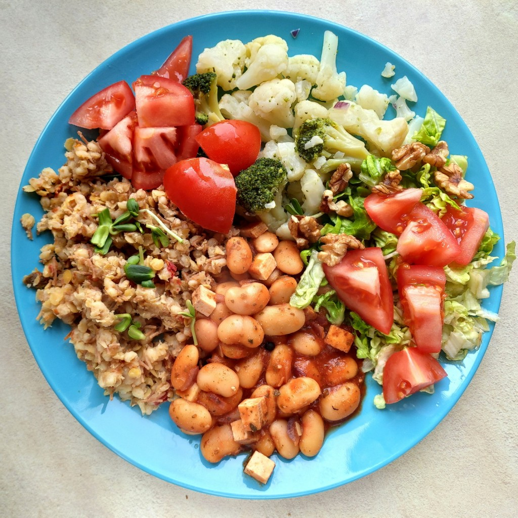obiad wegański