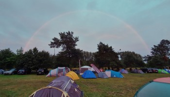 Co jeść pod namiotem?